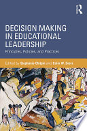 Decision Making in Educational Leadership