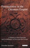 Freemasonry in the Ottoman Empire