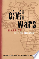 Civil Wars in Africa Resistance Movement Regime S Attempt To