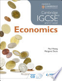 Cambridge IGCSE and O Level Economics