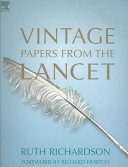 Ebook Vintage Papers from the Lancet Epub Ruth Richardson Apps Read Mobile