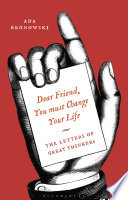 Dear Friend You Must Change Your Life
