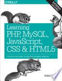 Learning PHP  MySQL  JavaScript  CSS   HTML5