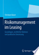 Risikomanagement im Leasing