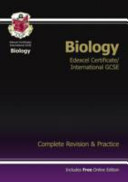 Edexcel Certificate International GCSE Biology Complete Revision   Practice  with Online Edition