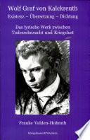 Wolf Graf von Kalckreuth