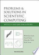 Problems   Solutions in Scientific Computing