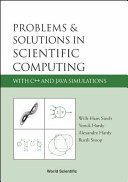 Problems & Solutions in Scientific Computing