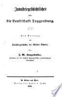 Industriegeschichtliches über die Landschaft Toggenburg