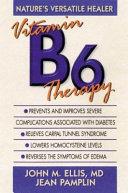 Vitamin B6 Therapy