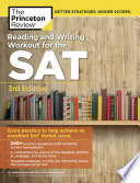 Reading and Writing Workout for the SAT  3rd Edition