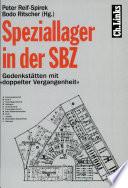 Speziallager in der SBZ