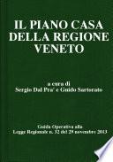 Il Piano Casa della Regione Veneto