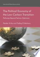 The Political Economy of the Low Carbon Transition