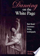 Dancing on the White Page