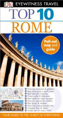 DK Eyewitness Travel Top 10 Rome