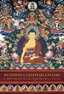 Buddhas Of The Celestial Gallery Postcard Book