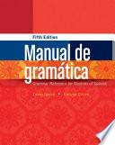 Manual de gram  tica