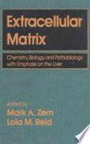Extracellular Matrix book