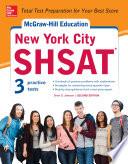 McGraw Hill Education New York City SHSAT  Second Edition