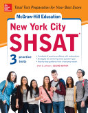 download ebook mcgraw-hill education new york city shsat, second edition pdf epub