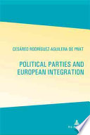 Political Parties and European Integration