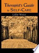Therapist s Guide to Self Care