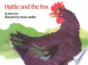 Hattie and the Fox Mem Fox Cover