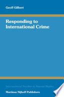 Responding to International Crime