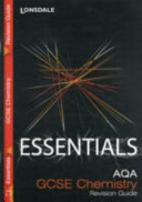 Aqa Gcse Chemistry Essentials