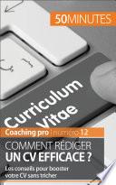 R  diger un CV efficace