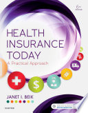 Health Insurance Today   E Book