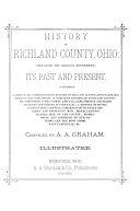 History of Richland County  Ohio