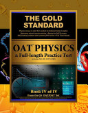 Gold Standard Oat Physics   Full Length Practice Test