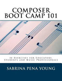 Composer Boot Camp 101