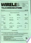Wireless Telecommunications Newsletter