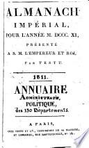 Almanach imp  rial