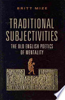 Traditional Subjectivities