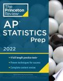 Princeton Review Ap Statistics Prep 2022