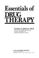 Essentials Of Drug Therapy book