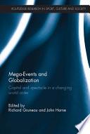Mega Events and Globalization