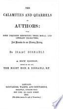THE CALAMITIES AND QUARRELS Book PDF
