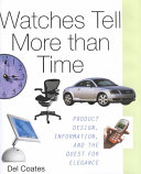 Watches Tell More Than Time