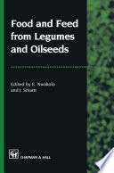 Food and Feed from Legumes and Oilseeds Protein And Energy Requirements Of