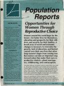 Population Reports