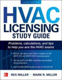 HVAC Licensing Study Guide  Third Edition