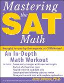 Mastering the SAT Math