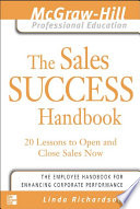 The Sales Success Handbook