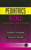 Pediatrics Recall
