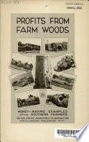 Profits from Farm Woods